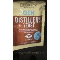 СРОК!! до 04/2020!!! Дрожжи Still Spirits Distiller's Yeast Gin With AG 72 грамма